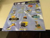 Loc SERV locacao de maquinas e equipamentos