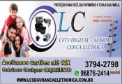LC Segurança Eletrônica