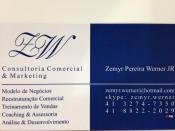 ZW Consultoria Comercial & Marketing