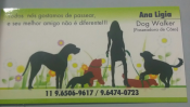 Dog Walker e Pet Sitter