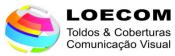 LOECOM  -  TOLDOS E COBERTURAS LTDA ME