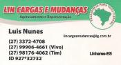 Luis Nunes - Agenciador de Cargas